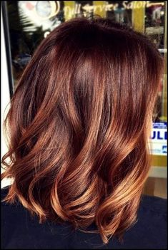 The Most Popular Shades Of Dark Red Hair For Distinctive Looks - Cinnamon Hair . - The Most Popular Shades Of Dark Red Hair For Distinctive Looks – Cinnamon Hair Color - Hair Color Auburn, Red Hair Color, Cool Hair Color, Auburn Hair With Highlights, Red Color, Medium Auburn Hair, Red Hair With Highlights, Color Highlights, Shades Of Red Hair