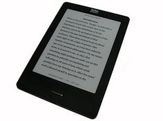 $$ towards an e-reader. If I combine my christmas money and the secret santa amount I will get close to being able to buy an e-reader. I borrowed Vaughan's and loved it.