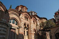 Hilandar Monatery, Mount Athos, Greece | Манастир Хиландар, Света Гора  http://on.fb.me/1loWifa