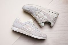 "ASICS Tiger Drops an Understated ""Blush Pack"" http://SneakersCartel.com #sneakers #shoes #kicks #jordan #lebron #nba #nike #adidas #reebok #airjordan #sneakerhead #fashion #sneakerscartel"
