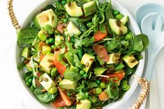 The tang of grapefruit perfectly complements the creamy avocado. Definitelya saladfor your next BBQ!