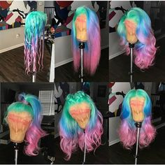 Wholesale Virgin hair manufactures over 18 years , HD frontal wigs vendors . Premium lace wig, HD closure and HD frontal factory Baddie Hairstyles, My Hairstyle, Weave Hairstyles, Prom Hairstyles, Black Hairstyles, Cute Hair Colors, Cool Hair Color, Lace Front Wigs, Lace Wigs