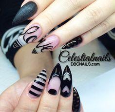 Stelitto nails