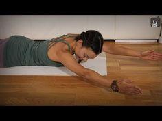 Happy Pilates Abs & Back Anfänger: Starker Rücken und flacher Bauch - YouTube