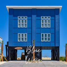 Blue Wave is a five-bedroom, four-and-a-half-bath oceanfront home located .6 miles south of the Garden City Pier. It is a newly constructed beach house and ready for the 2020 rental season.