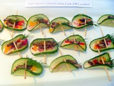 Cucumber Garlic Crickets