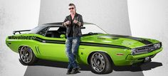 Win a 1971 Dodge Challenger