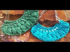 Collares y Pulseras !! Trapillo ¡¡ Tútorial DIY - YouTube