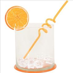 Aquarium déco Cocktail, orange 1,5 L