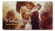 Retro Vintage Parallax Slideshow (Retro) #Envato #Videohive #aftereffects