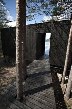 Seljord, Norway / Into The Landscape / Rintala Eggertsson Architects | ArchDaily