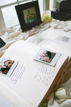17 unusual and creative guest book ideas