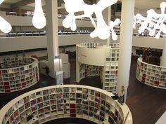 Openbare Bibliotheek in Amsterdam