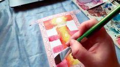 Painting Courses, Facebook Art, Painting Process, Painting Tutorials, Art Pages, Say Hi, Watercolor Paper, Watercolors, Original Paintings