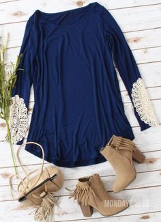 The Little Things Tunic