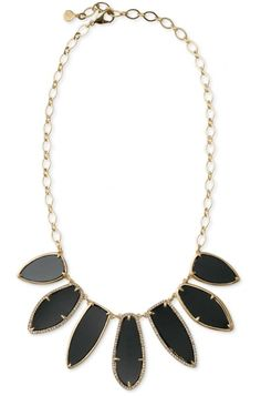 Allegra statement necklace by Stella & Dot. On crazy sale for only $53.40!