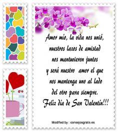 poemas para San Valentin para descargar gratis,palabras originales para San Valentin para mi pareja,: http://www.consejosgratis.es/mensajes-bonitos-por-san-valentin/