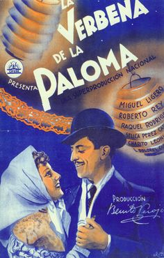La verbena de la paloma Verbena, Comic Books, Madrid, Comics, Music, Illustration, Cards, Movie Posters, Movie Theater