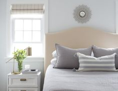 Need a little help and direction selecting window treatments for your home? Consider this your complete buying guide to roman shades. Bamboo Roman Shades, Cheap Blinds, Types Of Window Treatments, Woven Shades, Down Comforter, Shades Blinds, Love Your Home, Pillow Room, Down Pillows