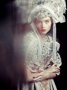 Sparkle Brighter darling!   Anastasya Goryunova by Ekaterina Belinskaya