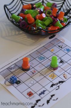 halloween printable games from teachmama.com --> LOVE these and am TOTALLY using them every year!!