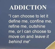 #addiction #recovery #recoveryispossible