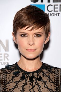 Kate Mara Pixie - Short Hairstyles Lookbook - StyleBistro
