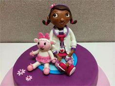 Doc McStuffins Cake Bolo Doutora Brinquedos