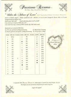 under the arbour of love 9 Solo Patrones Punto Cruz (pág. 283) | Aprender manualidades es facilisimo.com