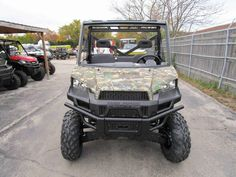 New 2017 Polaris Ranger XP® 900 Camo ATVs For Sale in Wisconsin. Polaris Pursuit Camo High output 68-horsepower ProStar® engine Smooth riding suspension travel and refined cab comfort Industry exclusive Pro-Fit cab integration