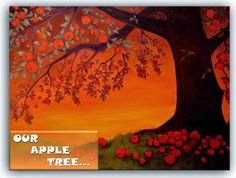 MAKE YOUR LIFE STRATEGY: Our Apple Tree