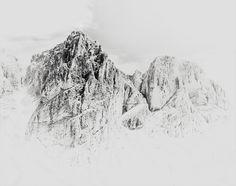 Massiv II by Michael Schlegel, via Behance