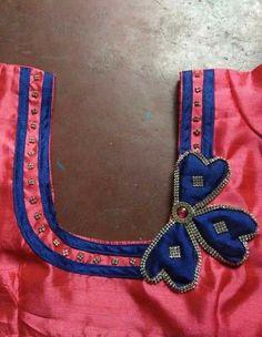 Best 12 – Page 426012446002860264 – SkillOfKing.Com New Saree Blouse Designs, Patch Work Blouse Designs, Dress Designs, Churidhar Neck Designs, Hand Designs, Blouse Desings, Ritika Singh, Blouse Models, Diwali Decorations