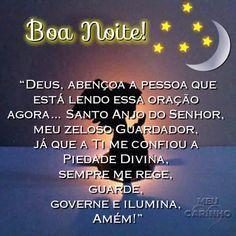 Boa Noite - Mensagens para Facebook