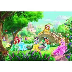 Fotomurales de Disney, Princess Palace Pets. Komar 8-478