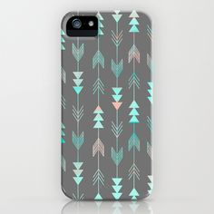 Aztec Arrows iPhone & iPod Case by Sunkissed Laughter