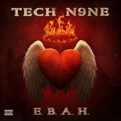 is the fourth EP by Tech It was released on September 2012 by Strange Music. The EP debuted on the Billboard 200 at selling copies in its first week. Hopsin, Tech N9ne, Insane Clown Posse, Strange Music, Angel Heart, Toys For Boys, Album Covers, Hip Hop, Painting