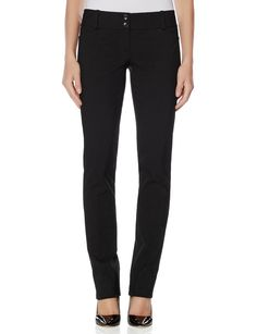 Exact Stretch Straight Leg Pants | Stretch Pants | THE LIMITED