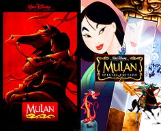 Mulan the old and the new