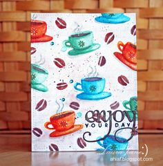 After-Hours Ink & Flowers: Fall Coffee Lovers Blog Hop
