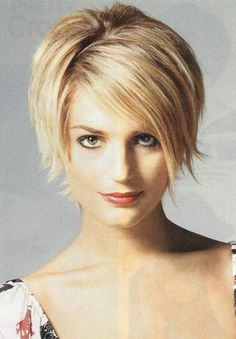 great hairstyle for women with fine hair and love the color