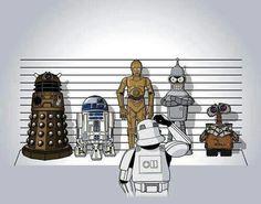 Star wars droids trooper