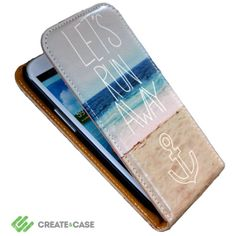 Artist Designed Samsung Galaxy s3 flip case designed by Leah Flores for Create