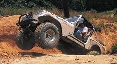 Inline-6 powered 1984 Jeep CJ