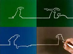 CAVA osvaldo cavandoli character outline silhouette comic cartoon Character Outline, Character Design, Vintage Cartoon, Stop Motion, Graphic Illustration, Childhood Memories, Little Children, Silhouette, Motion Design