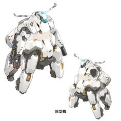 Unknown Mecha -Pump- possible orbital seat Character Concept, Character Art, Mode Cyberpunk, Carapace, Robot Concept Art, Suit Of Armor, Robot Design, Mechanical Design, Character Design References