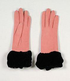 Cocktail gloves - Yves Saint Laurent 1984