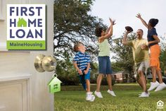 Touchdown! You could score $3,500 towards down payment and closing costs with our ‪#‎FirstHomeLoan‬. To get started, call one of our Green Key Lenders today. MaineHousing.org/GreenKeyLenders