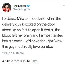 Oh Phil, you are my favourite person