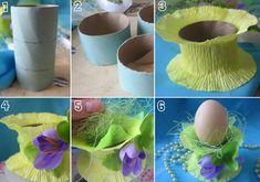 корзинка для яиц на пасху своими руками из бумаги: 13 тыс изображений найдено в Яндекс.Картинках